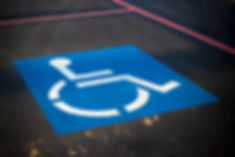 Australian Disability - Image of disability symbol in About Us
