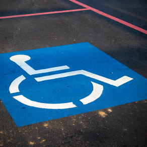 Anxiety and The Blue Badge