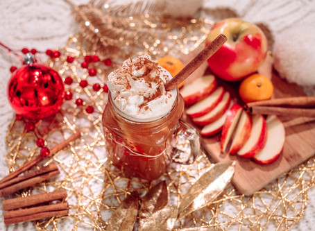 5 autumnal drinks you can make at home