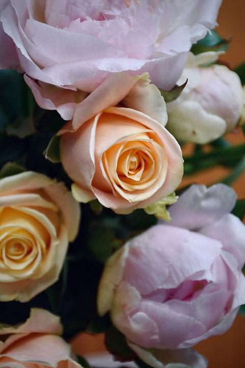 flower arrangement for wedding Image by Arno Senoner