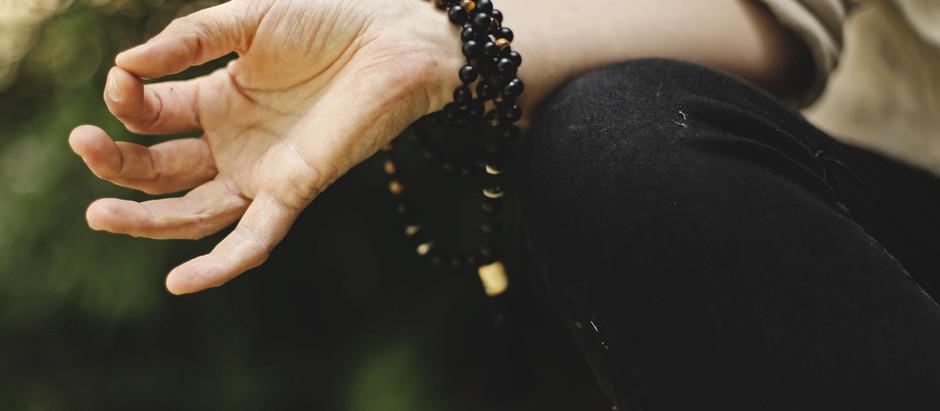MEDITAÇÃO, mais que uma tendência, uma necessidade.