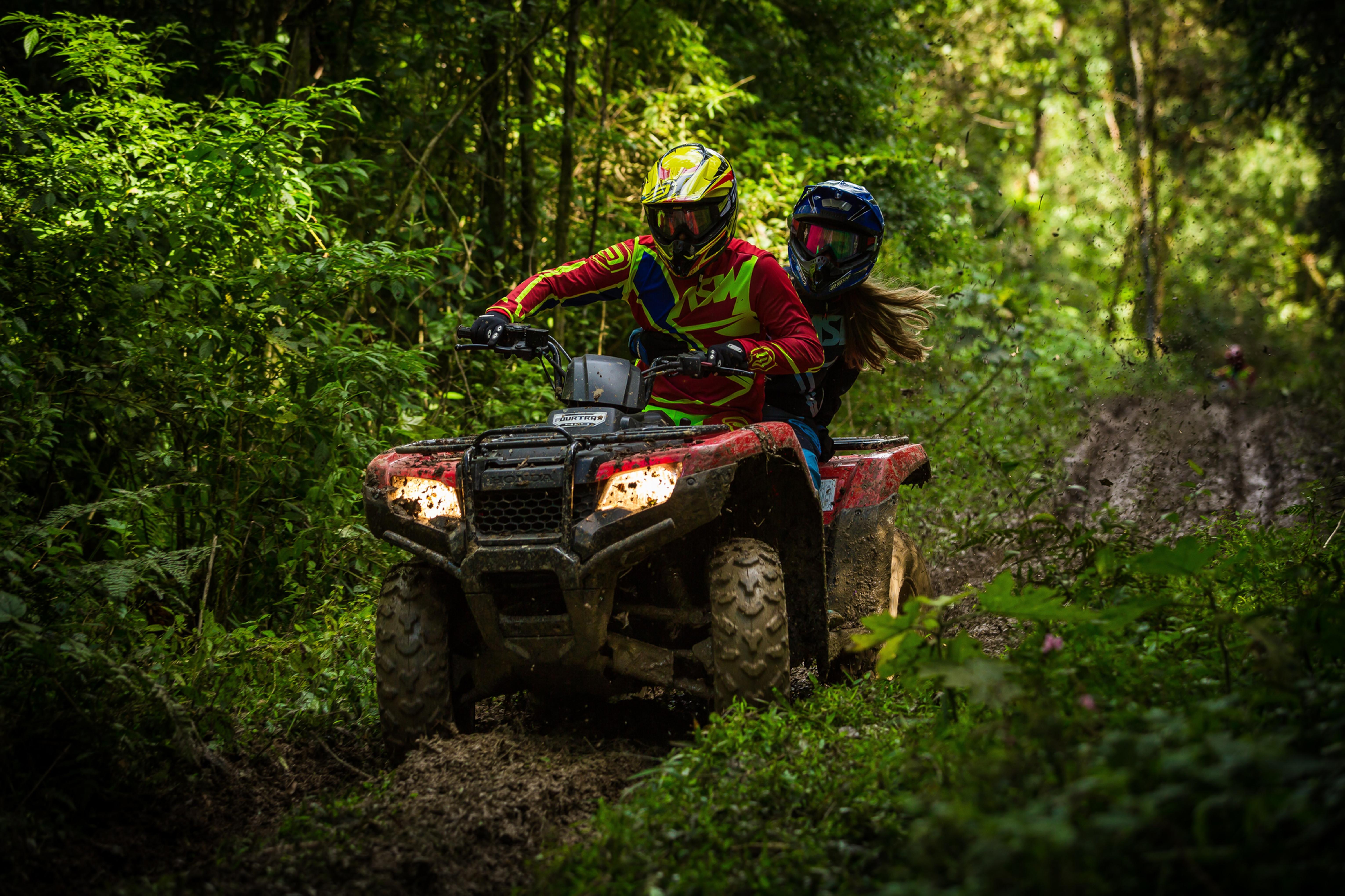 ATV Tour - Double Rider