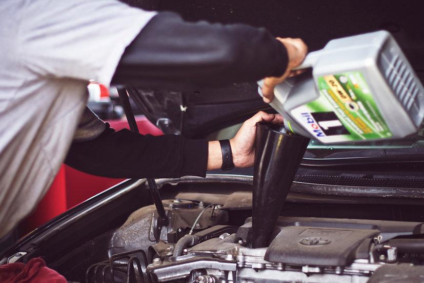 DIY Car Maintenance 1 Day, £125