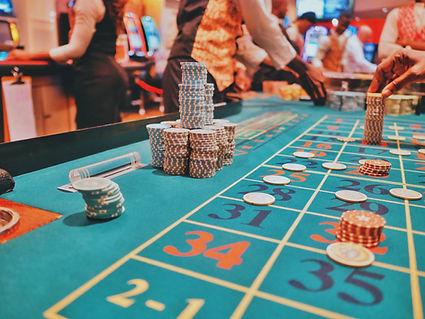 Casino uitje