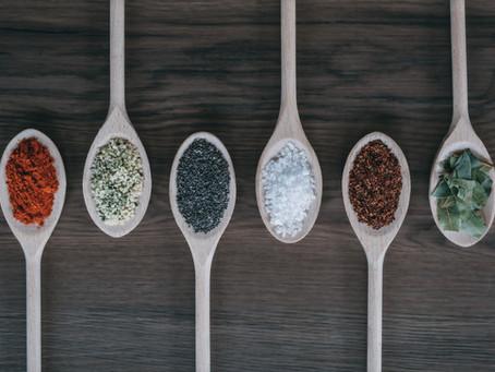 Salt and Pepper Mix