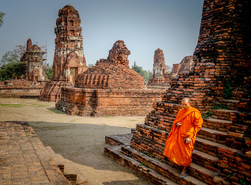 Tour of Ayutthaya