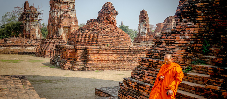 New Thinking -Thailand Travel Series Part 1- Bangkok