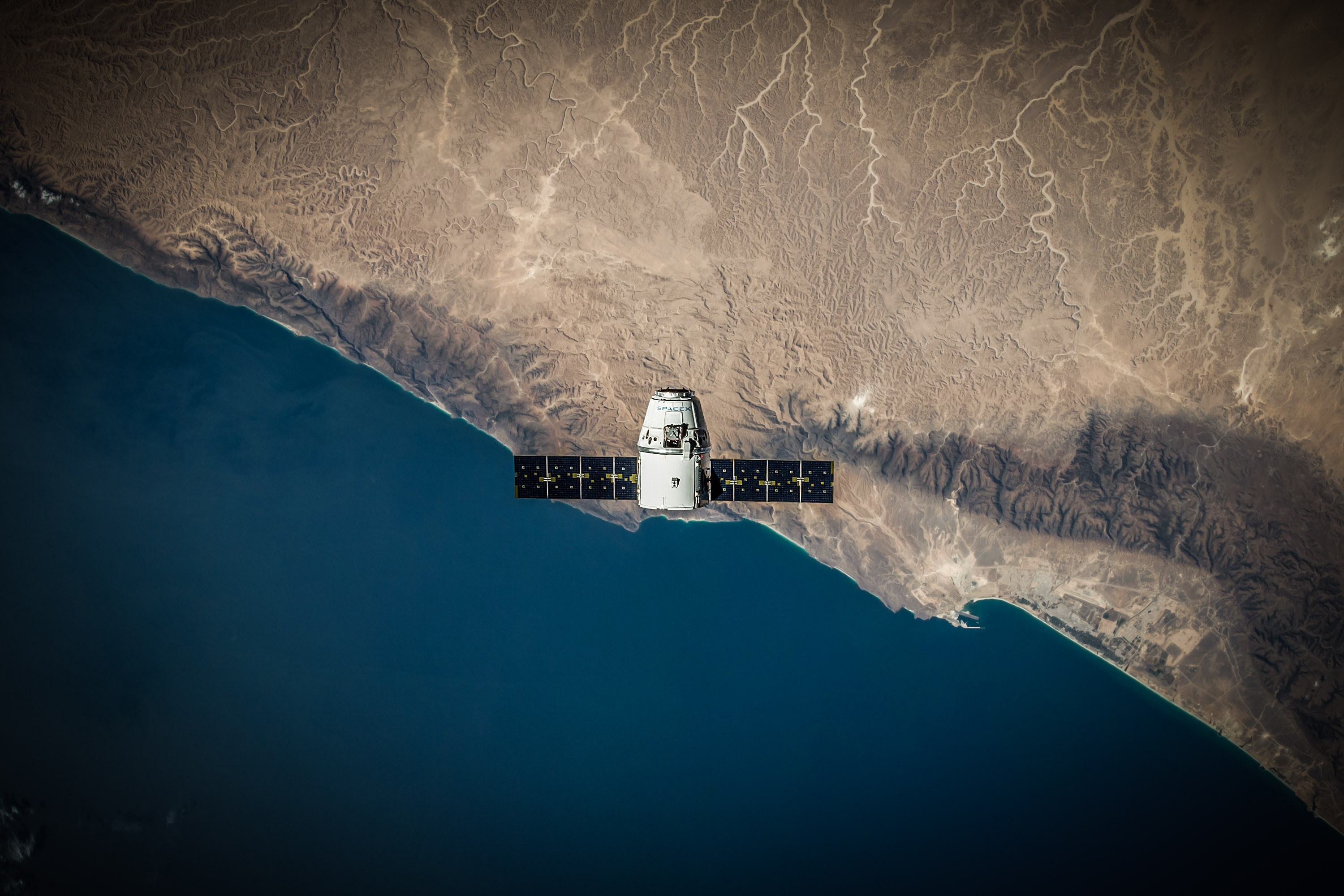 Image by SpaceX