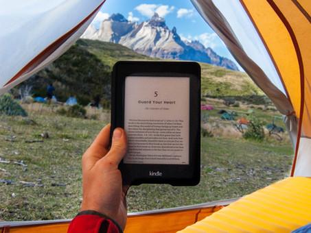 12 vantagens de se ter um Kindle.