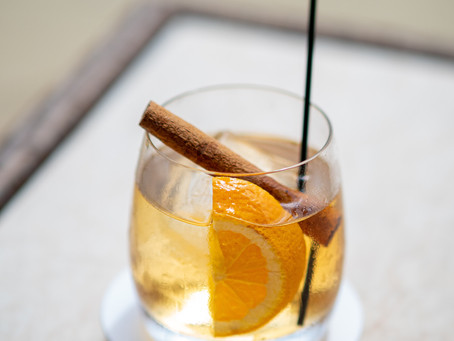 Old Fashioned Apple Cocktail