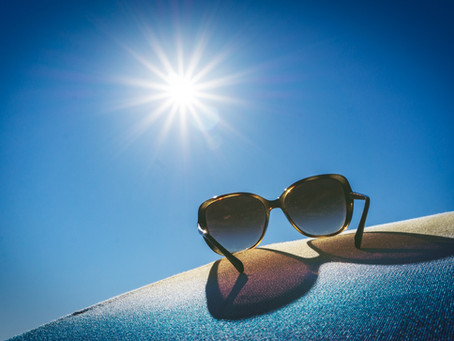 Why I Hate Sunglasses (And 6 Other Things That Make Me Weird)
