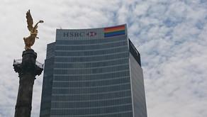 CAEN ACCIONES DE HSBC POR PRESUNTO LAVADO DE DINERO