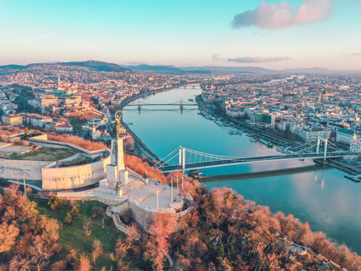 The colourful opportunities of startups in the Visegrad region