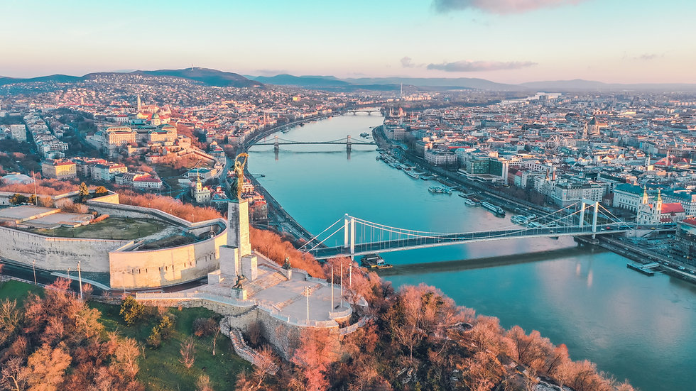 Danube Delights of Central Europe - 13 Days