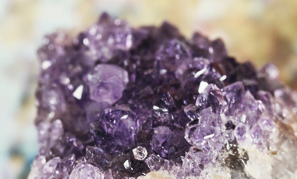purple rock gem basics of geology Science classes online kid grades homeschool curriculum online programs virtual school