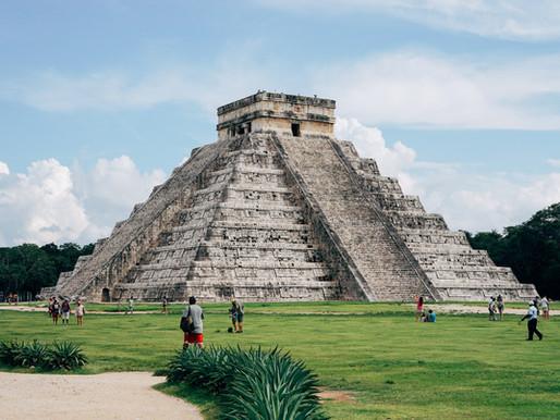 México cerrará sus famosas ruinas mayas por turistas sin mascarillas