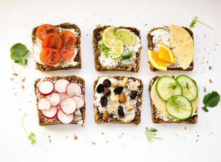 The School Lunch Box: How to Build a Sandwich