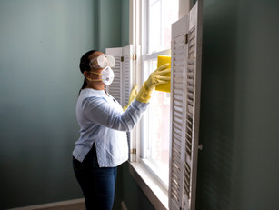 Still Disinfecting Surfaces? It Might Not Be Worth It