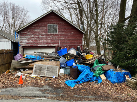 PAB deals with unsightly property owners