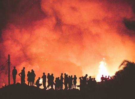Health & Wellbeing During a Bushfire