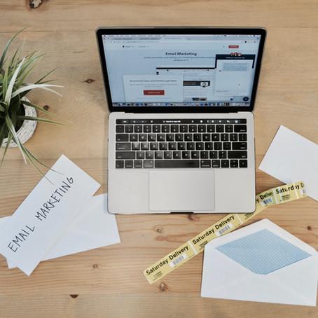 Como construir uma lista de emails