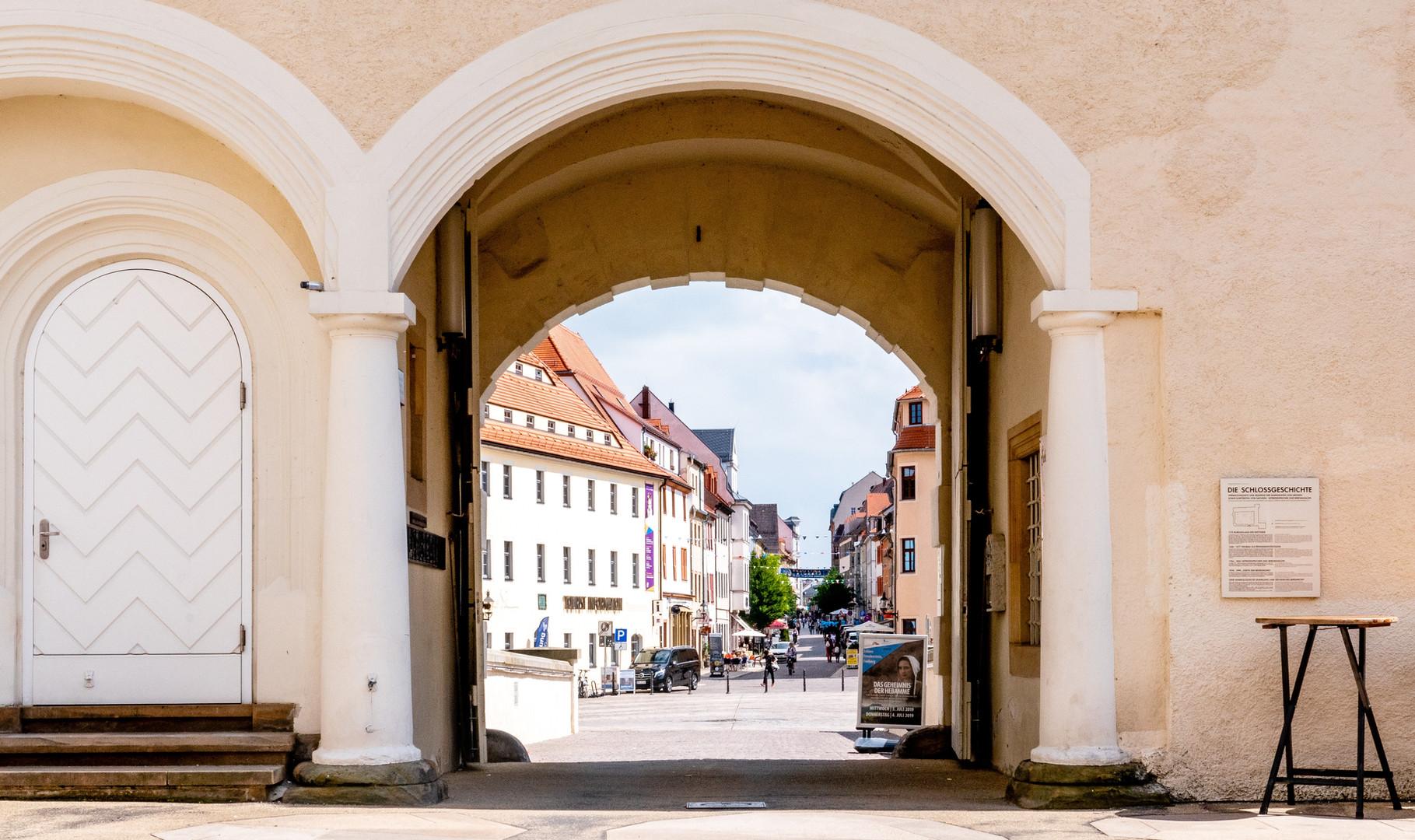 Fredeunsteiner Schloss