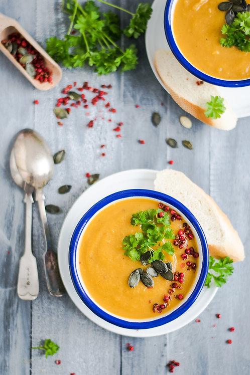 Soup - Golden Vegetable