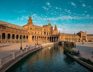 Back in Seville...and not missing the winter weather!