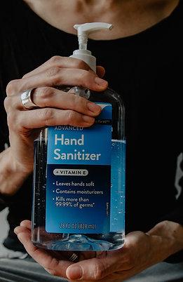 1 Quart Medical Grade Hand Sanitizer Refill (72% Alcohol)