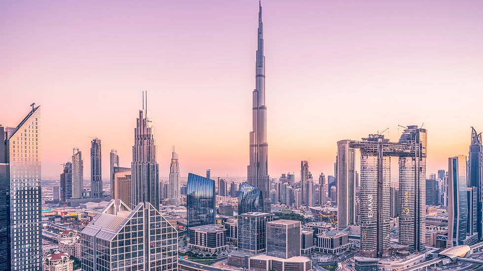 One day itinerary for Dubai