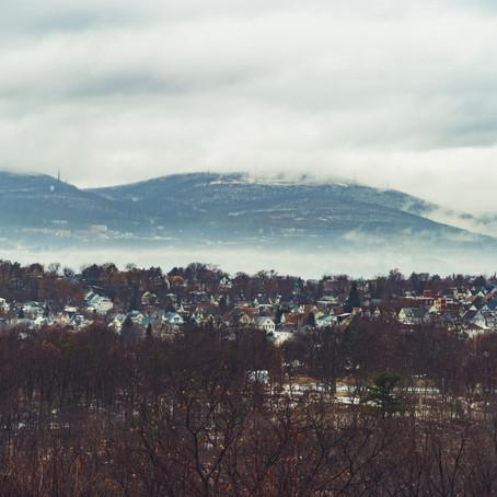 Pennsylvania - Mainly the Poconos