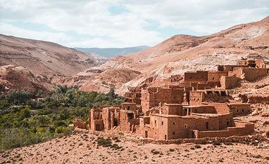 Marokko, Avontuurlijk overwinteren.