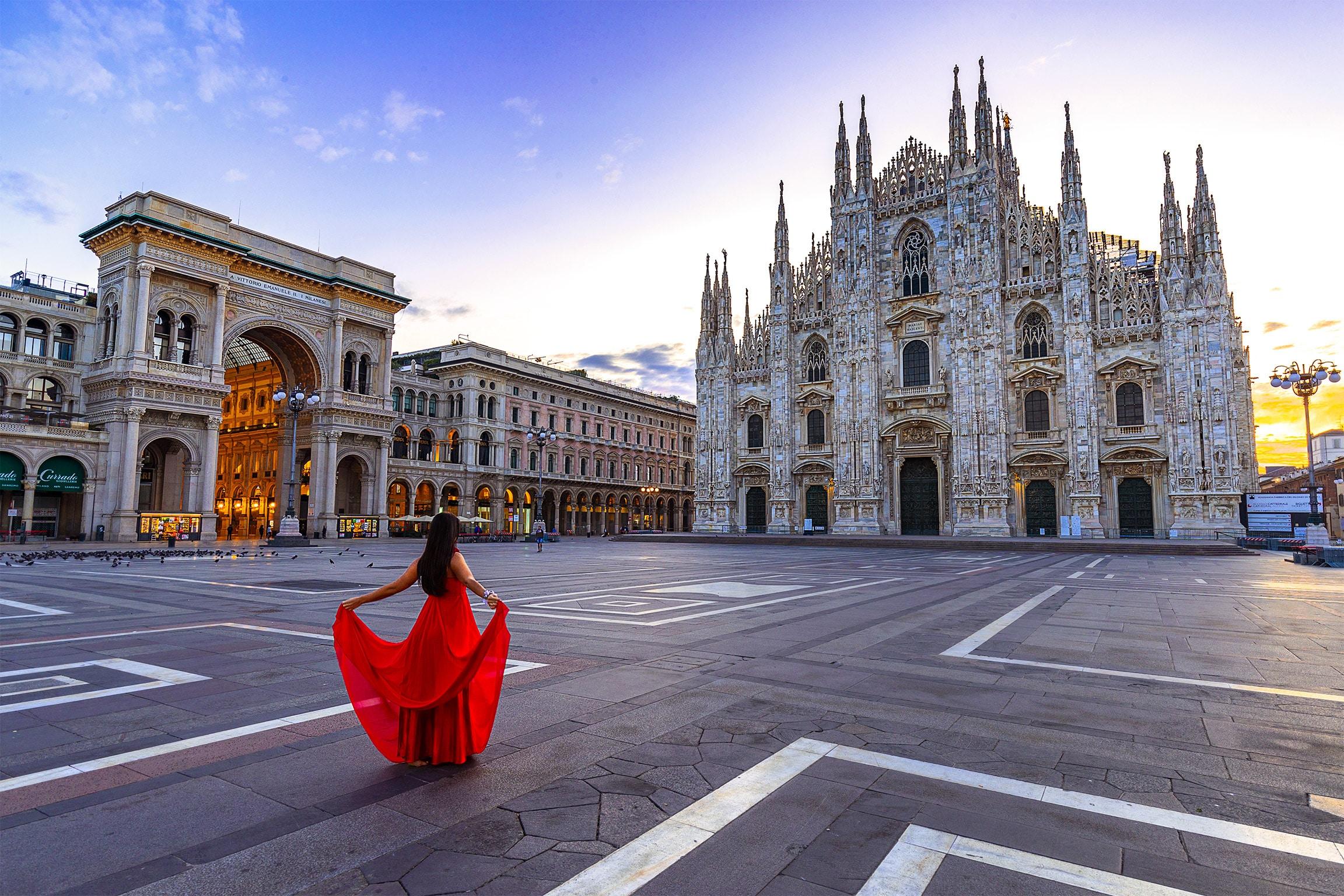 Duomo's Square