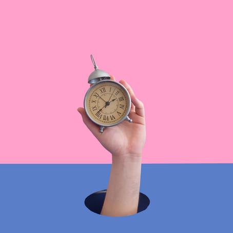 Reflexiones sobre el tiempo