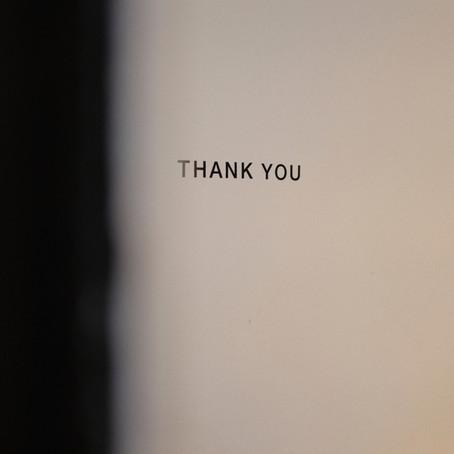 Thank You VFIS