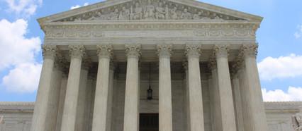 Ruth Bader Ginsburg makes history at Capitol, amid turmoil