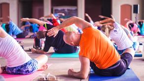 Yoga time!