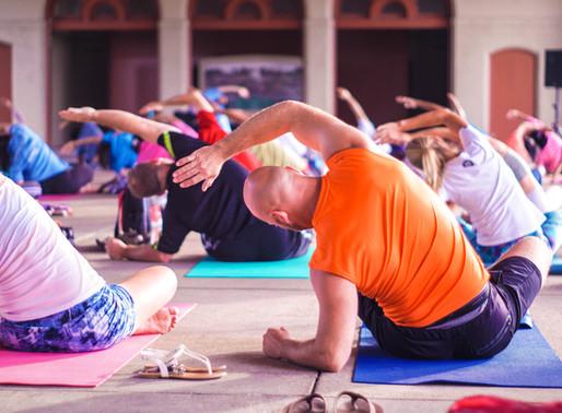 Yoga in Breckenridge