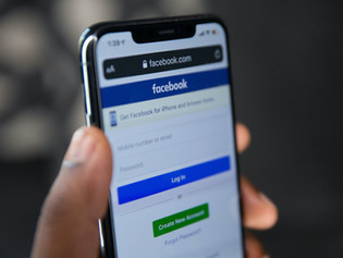 Datenschutzerklärung für die Facebook-Seite der CDU Mühltal