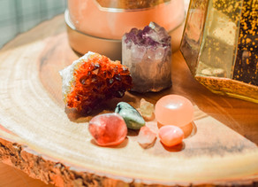 Cleansing Chakras With Crystals