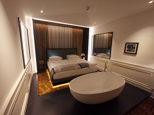 Hotel painting service London