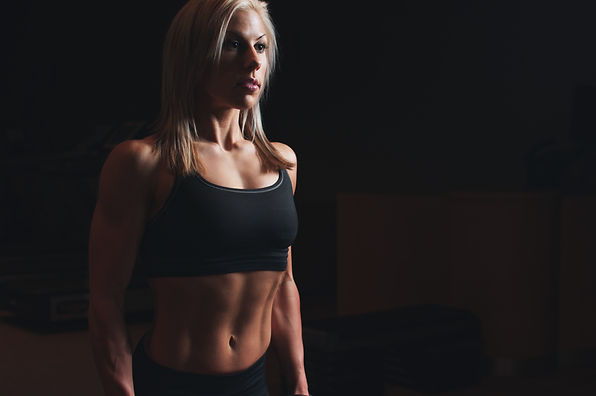 body transformation personal training