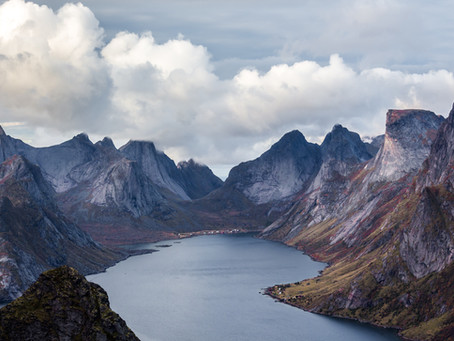 BLOG: An Open Love Letter to Norway
