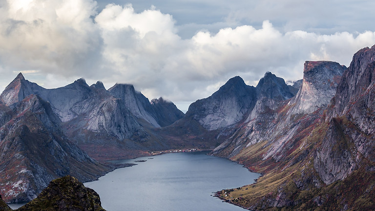 Friday Night Lecture Series - Geology of Norway