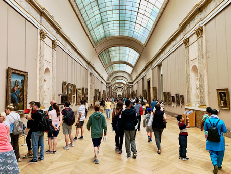 Galleries open up in Europe