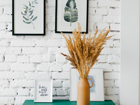 Decor Trends happening in 2020