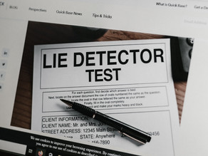 The Truth Behind Lying