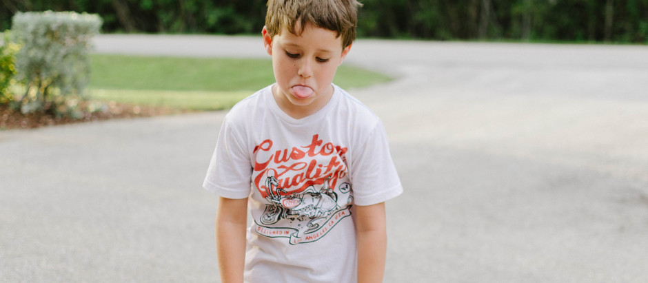 Dealing With After School Meltdowns