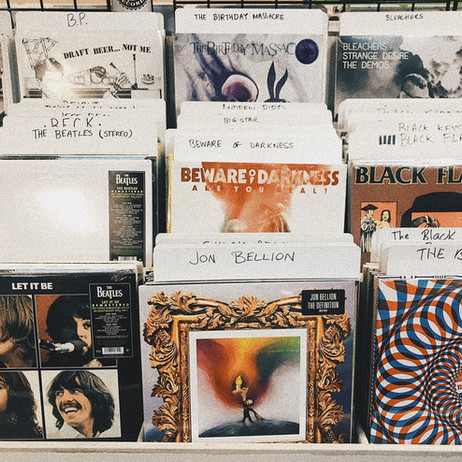 Monthly Music Favourites: April 2020