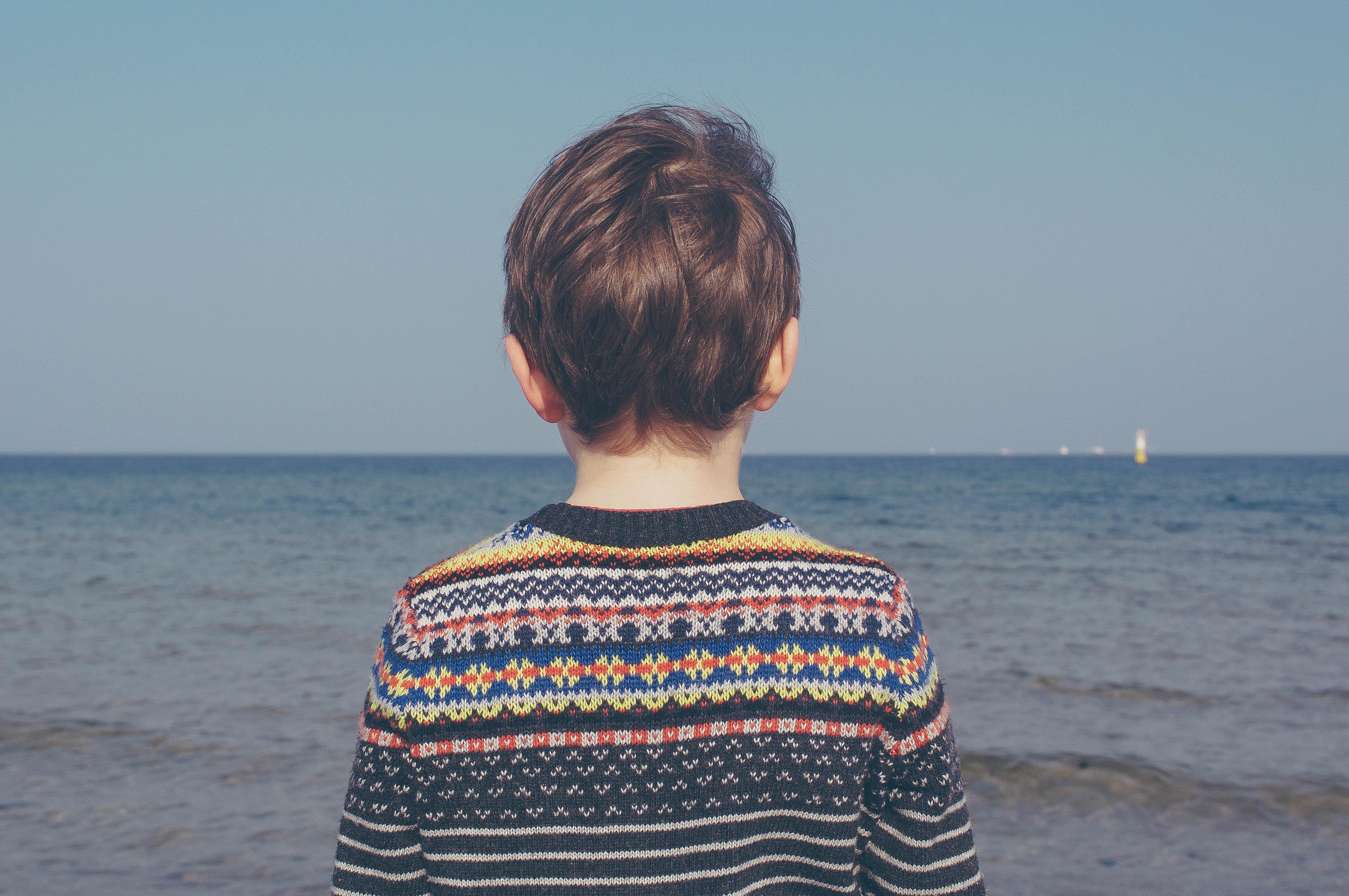 Child's Hair Cut